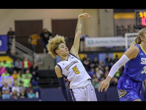 Marquette Women's Basketball vs. South Dakota St. | 2018-19 Highlights