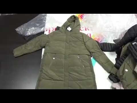 Одежда Оптом Stock-s.ru Куртки женские GUESS