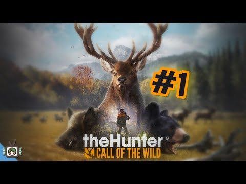 [PD대정령] 171007 theHunter: Call of the Wild -1
