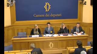 CAMERA DEI DEPUTATI - Conferenza stampa start up innovazione