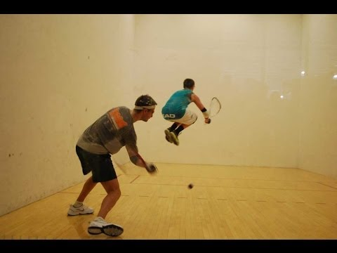game 1 granberg vs barth 2014 mn racquetball state finals youtube