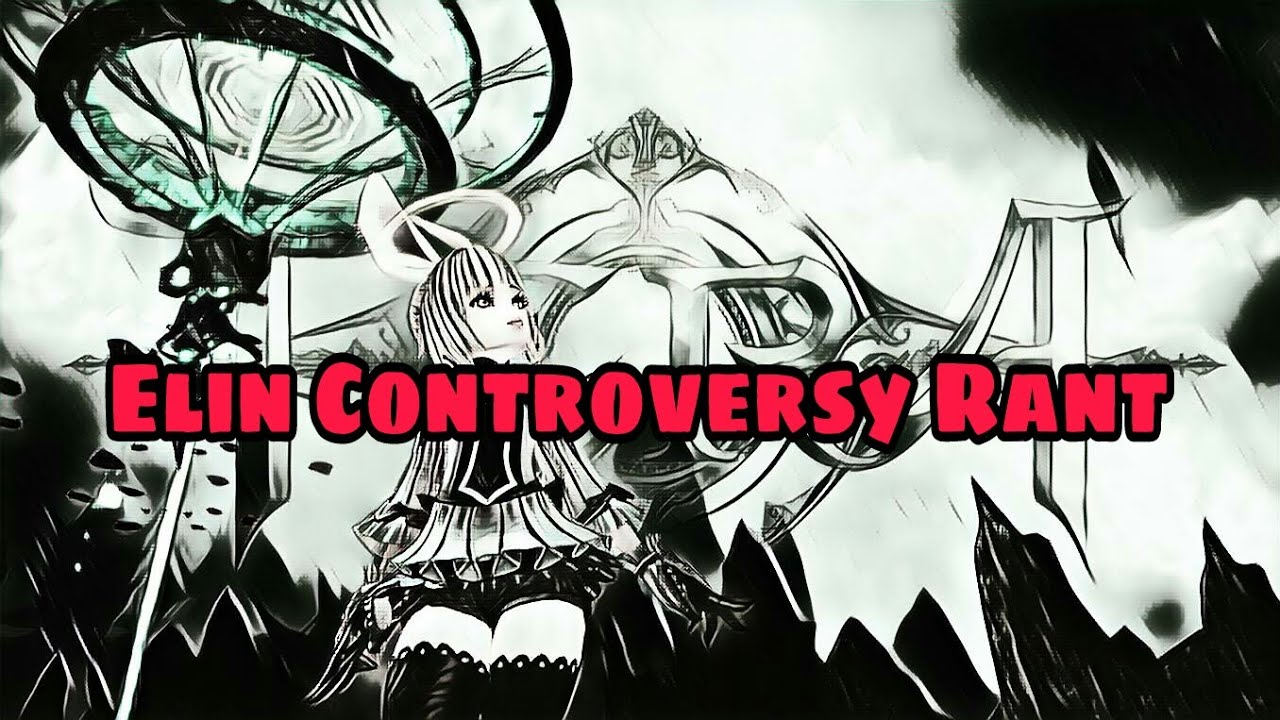 Tera Online Elin Controversy