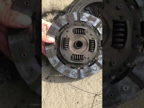 Сцепление, которое перестало работать. Форд фокус 2
