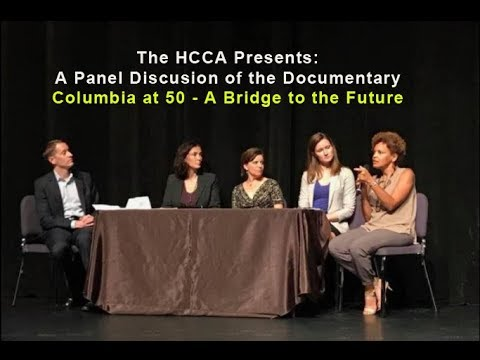 Columbia at 50 Premiere Event Panel Discussion