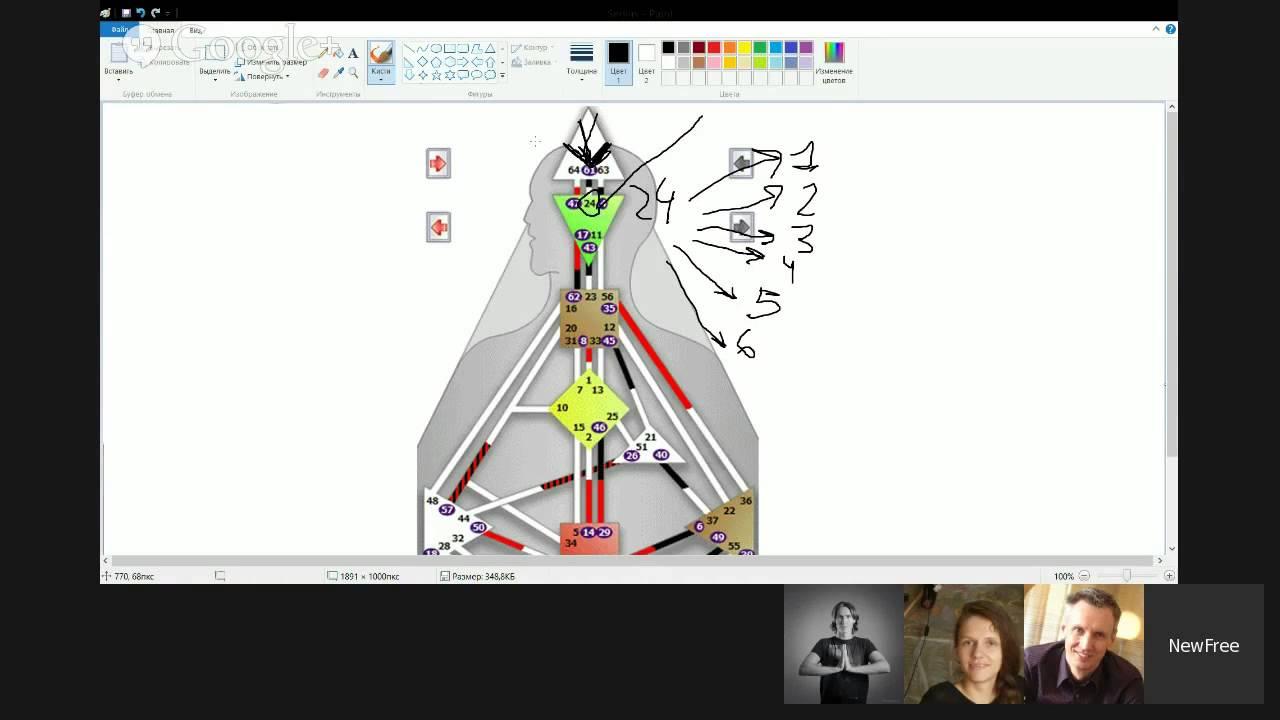 Дизайн человека ворота 13