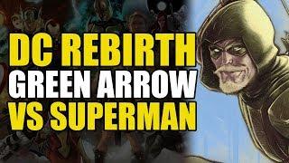 Green Arrow vs Superman (Heroes In Crisis: Green Arrow) streaming