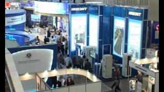 Репортаж с выставки ''Электрические сети России'' 2010