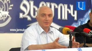 Արամ Սարգսյան. Եթե շտկում չեղավ, ապա այդ Սահմանադրությունը պետք է աղբանոց նետել