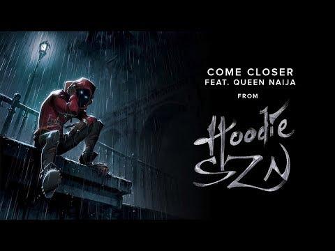 A Boogie Wit Da Hoodie - Come Closer feat Queen Naija 8D  🎧