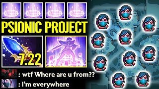 Psionic Projection - 7.22 CANCER SCEPTER Templar Assassin Dota 2 by WAGAMAMA