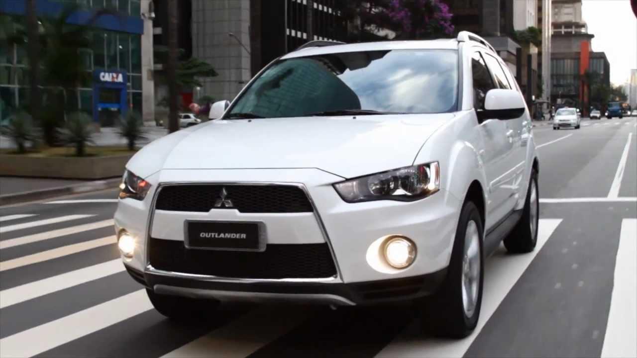 Mitsubishi Outlander Gt 2013 Youtube