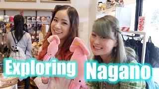 Exploring Nagano With Kim Dao & Moe Style