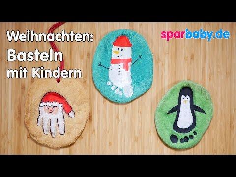 Diy Weihnachtsgeschenke Basteln Mit Kindern Salzteigbilder