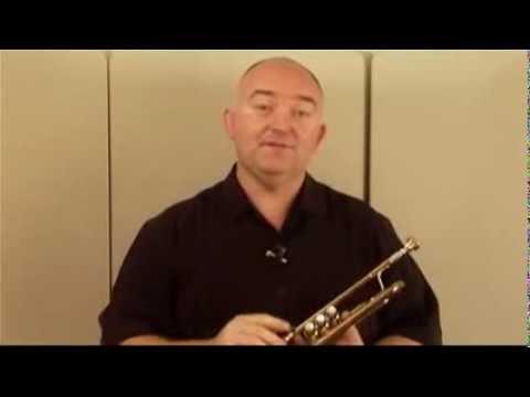 James Morrison's trumpet tutorial: Part 8 Warm Ups