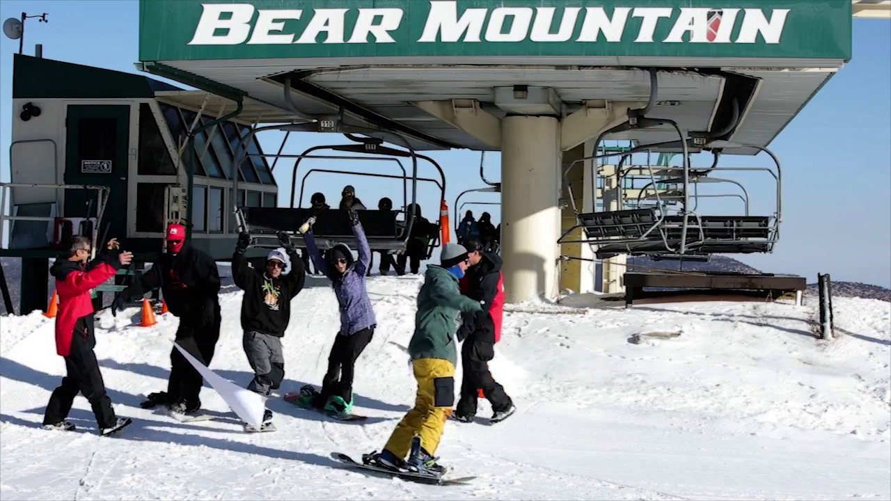 big bear mountain resort now open! - youtube