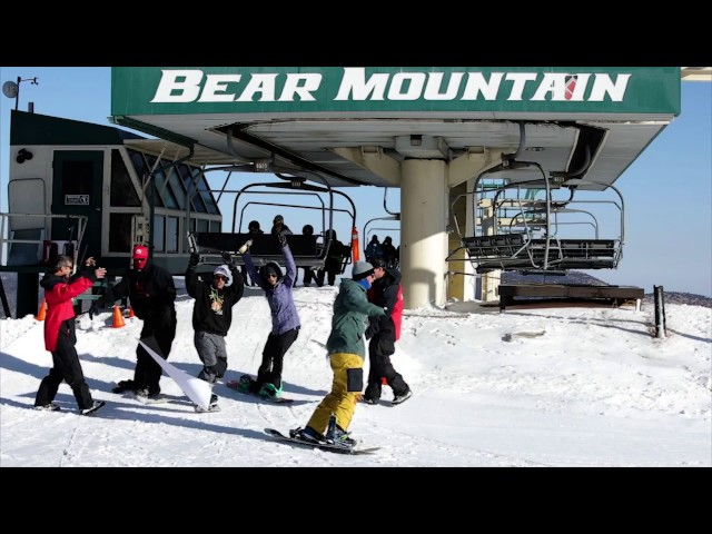 Big Bear Mountain Resort Now Open!