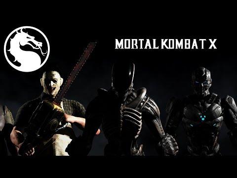 Mortal Kombat X - Kombat Pack 2 Trailer #2