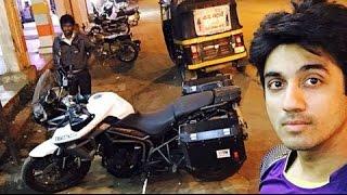 Mumbai To Kolkata Part 1 | Triumph Tiger | Nagpur