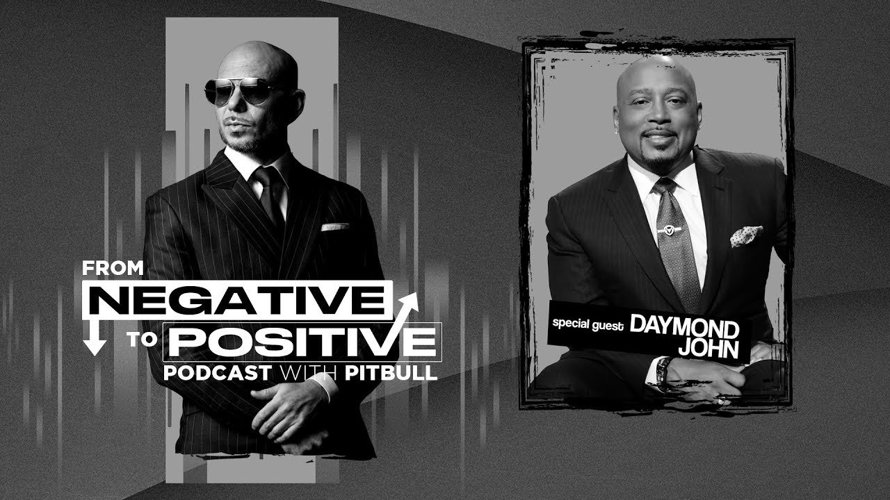 Pitbull - From Negative to Positive | The Shark - Daymond John (Episode 7)