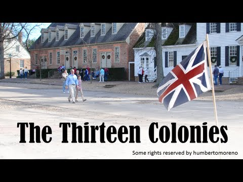 The Thirteen Colonies (EOC Review)