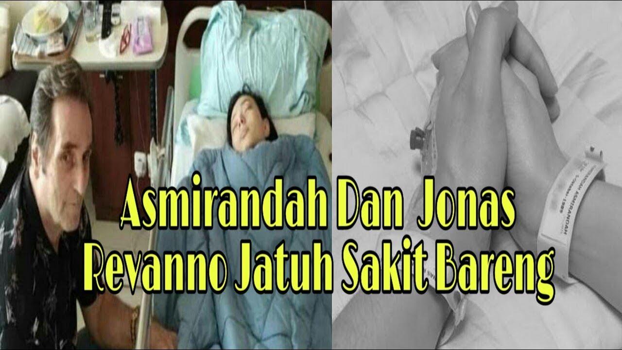 Download Kasian Sekali, Asmirandah Dan Jonnas Rivanno Jatuh Sakit Sampai DiOpname Bareng