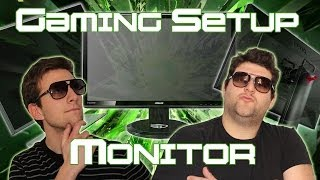 GAMING-SETUP: Monitor, come sceglierli e cosa fa davvero la differenza!