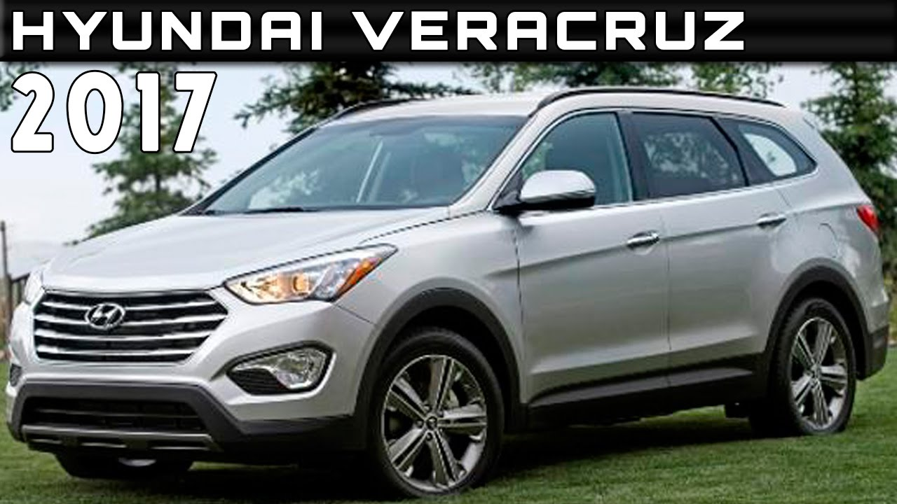 2017 Hyundai Veracruz Review Rendered Price Specs Release