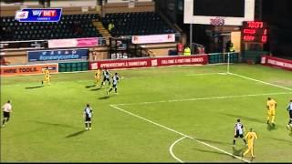 Wycombe 2-1 Exeter - Sky Bet League 2 - Season 2014-15