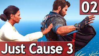 Just Cause 3 #2 BRÜCKEN SPRENGEN 60 FPS Abriss Simulator Lets Play deutsch german