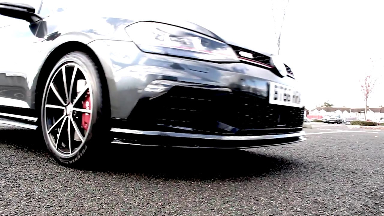 Golf Gti Clubsport 2016 Uk Spec Edition 40