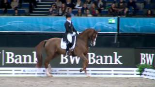 Isabell Werth - GERMAN DRESSAGE MASTER - STUTTGART GERMAN MASTERS
