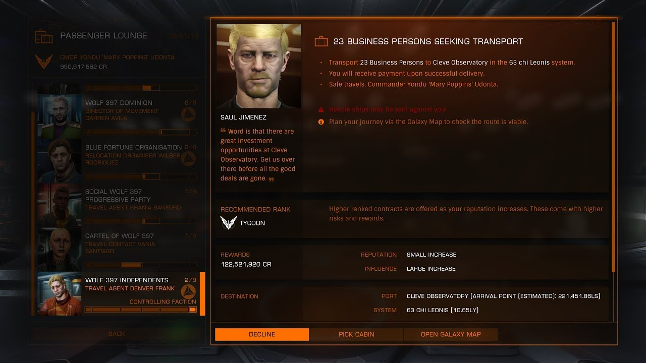 How to make Easy first billion(s) and Elite Trade rank in Elite: Dangerous