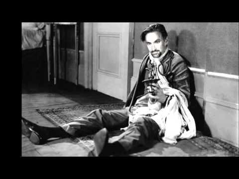 Lost Interview: John Barrymore on Preparation