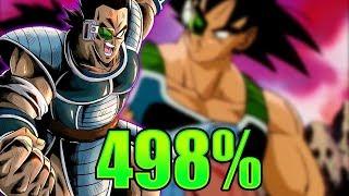 Extreme Tora 498% Showcase || Dragon Ball Legends