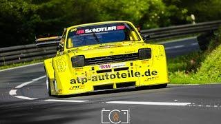 Opel Risse Kadett C Coupé V8 GT/R - Holger Hovemann - Ibergrennen 2016