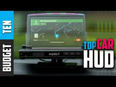 Best Hud For Car >> Best Hud 2019 Budget Ten Head Up Display For Car Travel