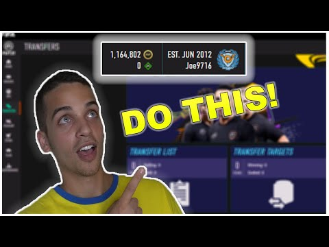 Struggling to Make Coins in FIFA 22? Watch This |