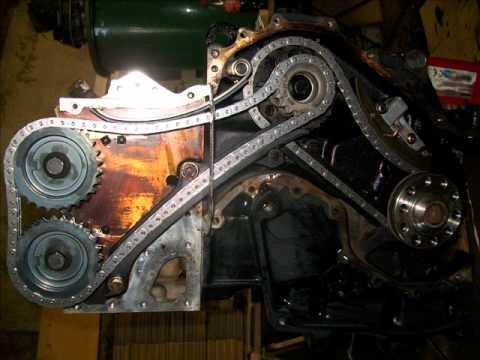 Neuaufbau eines VR6 Motors - YouTube