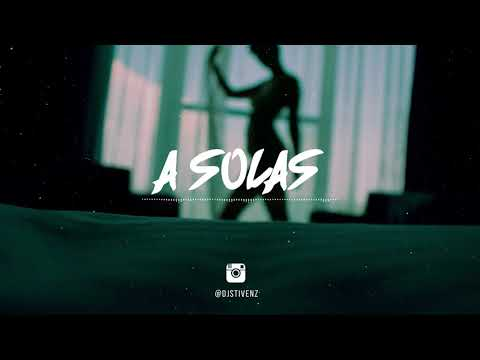 """A Solas"" - Bad Bunny x Farruko Type Beat | Sensual / Dark Trap Instrumental"