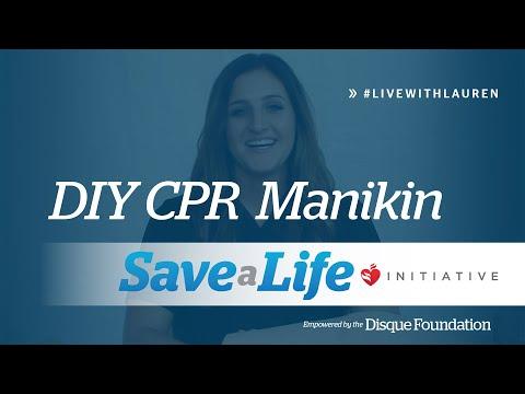 DIY CPR Manikin- Make Your Own CPR Manikin (2019)