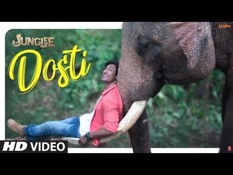 Junglee: DOSTI | Vidyut Jammwal | Mohan Kannan | Sameer Uddin | T-Series