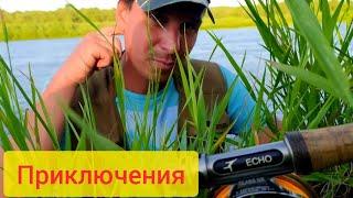Рыбалка на Десне летом 2020