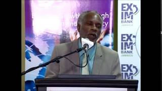 Ralston Hyman  - Transforming Jamaica's Economy Through Agriculture