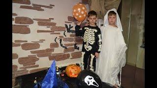 Хеллоуин  | рука и глаз в компоте | конфеты пица Halloween party