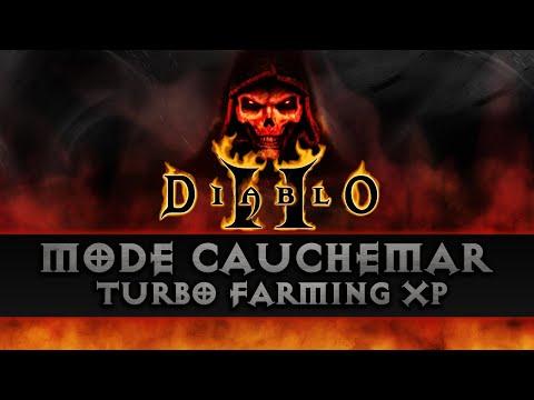 Vidéo d'Alderiate : [FR] ALDERIATE - DIABLO II LOD - 1.14D - CAUCHEMAR - PALADIN - TURBO FARMING XP