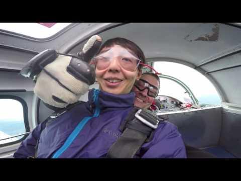 Vincent Wong at Coastal Skydive
