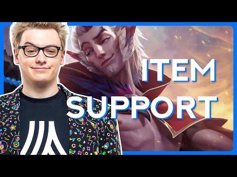 I SUPPORT vengono VIZIATI! – League of Legends Rework Oggetti Support 2021
