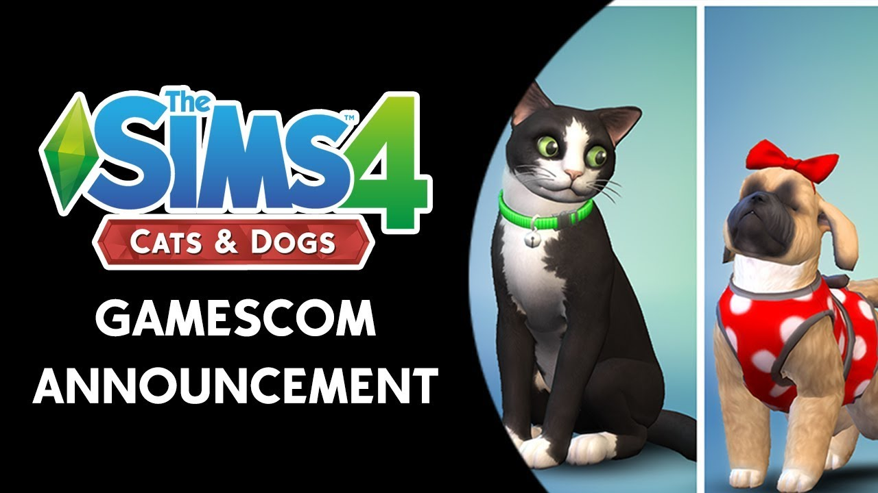 The Sims Cats Dogs Gameplay