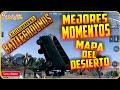 Mejores Momentos Pubg Móvil - Timi MAPA del Desierto  Gráficos MODO Realismo/GAMEPLAY iOS & Android