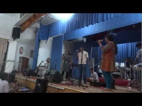 crescendo juniors show 2012